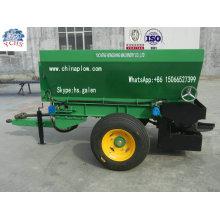 Fabricante profesional de China del esparcidor de fertilizante de traile Heavy Duty