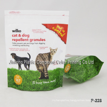 Stand up Cat Litter Food Bag