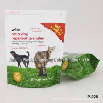 Stand up Cat Litter Food Bag