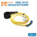 Adaptador de cable de fibra óptica de alta fiabilidad