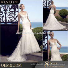 2015 novo estilo alibaba vestido de casamento loja online
