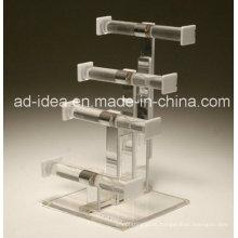 Mobília / exposição da exposição da jóia de três camadas para a jóia do diamante (ZS-89)