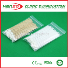 Henso Wooden Stick Cotton Swab