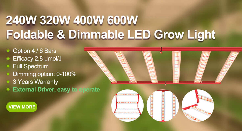 Aglex M600w Led Grow Lights