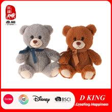 Brinquedo de pelúcia de pelúcia personalizado de alta qualidade crianças urso de pelúcia macia