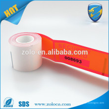 Fruit juice bottle waterproof adhesive vinyl sticker label printing