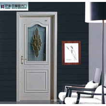Puerta de madera de diseño nuevo (HT-1032) Puerta interior de madera