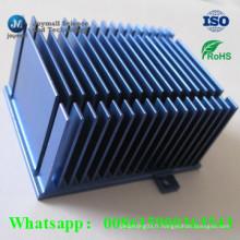 Dispositif de dissolvage personnalisé en fonte d'aluminium pour base de base