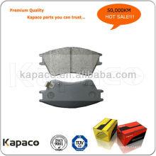 Almofada de freio Premium Quality Hyundai Elantra 58101-2DA10
