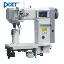 DT591-D3 computerized direct drive single needle industrial roller lockstitch flat lock sewing machine price
