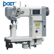 DT591-D3 informatizado acionamento direto agulha única lockstitch industrial rolo de costura plana preço da máquina