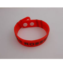 Водоустойчивый wristband кремния мягкий ремешок (GZHY-ЕО-007)