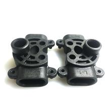Producto fabricante de piezas de molde de plástico de fijación de adaptador personalizado