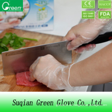 Billige Lebensmittelverarbeitung Vinyl Handschuhe