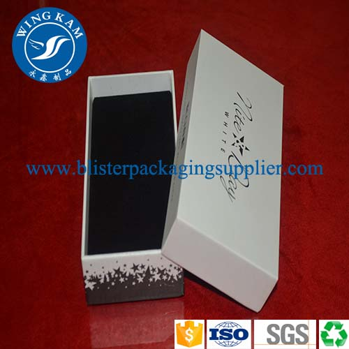 paper box packaging for jewelry,