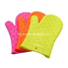 Thick Wall Silicone Glove for Oven Kitchen Tool
