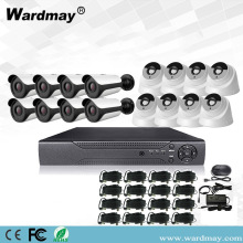 16chs 5.0MP Security Surveillance DVR System Kits