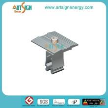 Solar Klammer für Solarpanel Aluminiumstativ in PV-Anlage