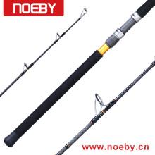 Japão barraca de pesca haste de cauda 7 'jigging haste 1 seção jigging rod