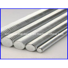 Q235 Carbon Steel Zinc Coated Threaded Rod