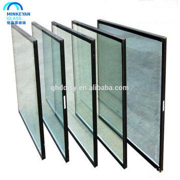 высокое качество цветной полый закаленное изолированное стекло