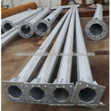 Galvanized Street Lighting Poles