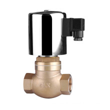 Zero Bar Steam Solenoid Valve