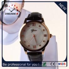 Relógio de pulso novo relógio de senhora para mulher relógio de quartzo relógio (dc-1046)