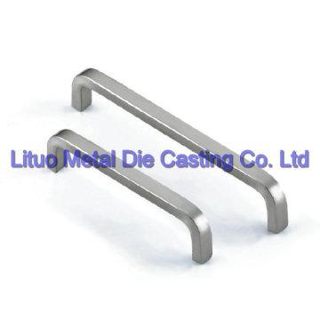 Poignée en aluminium pour porte / marches
