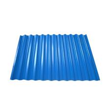 Novo material de telha colorida de chapa de ferro galvanizado