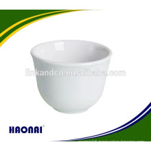 KC-00757 High quality tableware ceramic soup cup for restaurant
