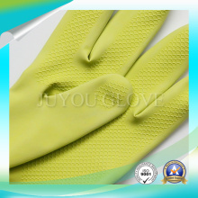 Protective Safety Cleaning Work Latex Gloves with ISO9001 Approved