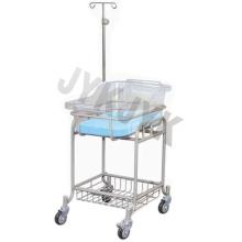 Медицинская детская кроватка