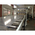 PP PS PE Pet PMMA EVA Plastic Sheets Extrusion Machinery, Extruder Line