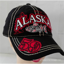 3D Embroidery Custom Sports Golf Cap