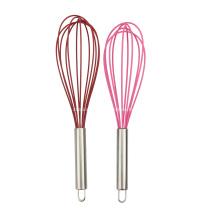 Kitchen Whisk Silicone Balloon Wire Whisk Set