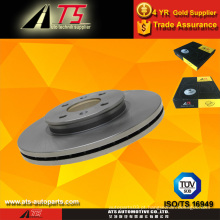 Disco de freio para rotor de freio Hyundai Accent do OEM 51712-1R000