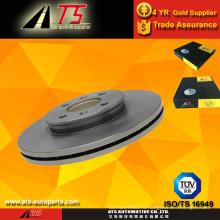 Тормозной диск для тормозного ротора Hyundai Accent для OEM 51712-1R000