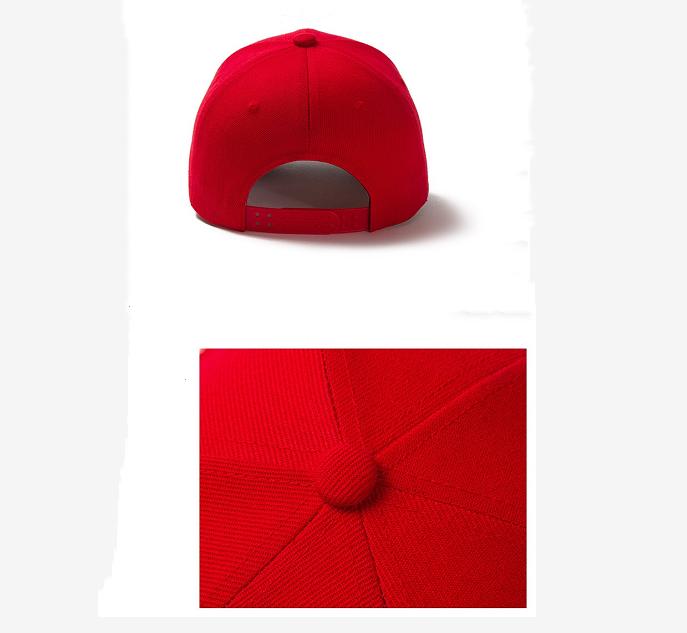 Womens Custom Fashion Embroidery Sports Baseball Cap