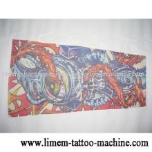 Manches de tatouage