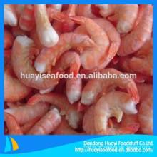 Qualidade de frutos do mar congelados camarão vannamei baixo preço fornecedor