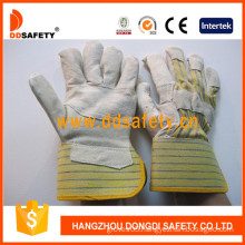 Pig Grain Leather Working Gloves (DLP571)