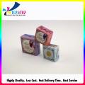 Venta al por mayor nuevo diseño personalizado logotipo impresión jabón caja de embalaje de papel