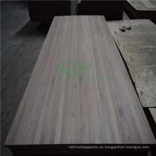 Madera laminada de nogal negro para los muebles con el mejor precio