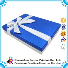 Custom Made Handmade Chocolates Gift Cardboard Boxes Packing Printing