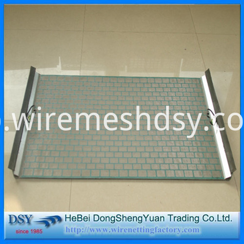Vibrating Sieving Mesh