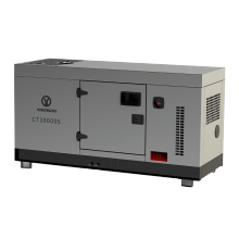 30 hingga 75 KW Diesel Powered Generator Set dari POWER VIGOROUS
