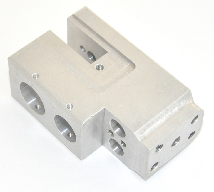 Excellent Quality Precision Aluminum Cnc Milling Spare 1