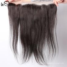 Últimas 2017 productos muestra gratis 100% cabello humano 360 encaje frontal cierre