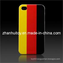 German Flag Hard Case for iPhone